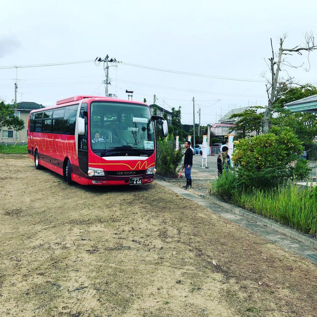 イベント・シャトルバス運行