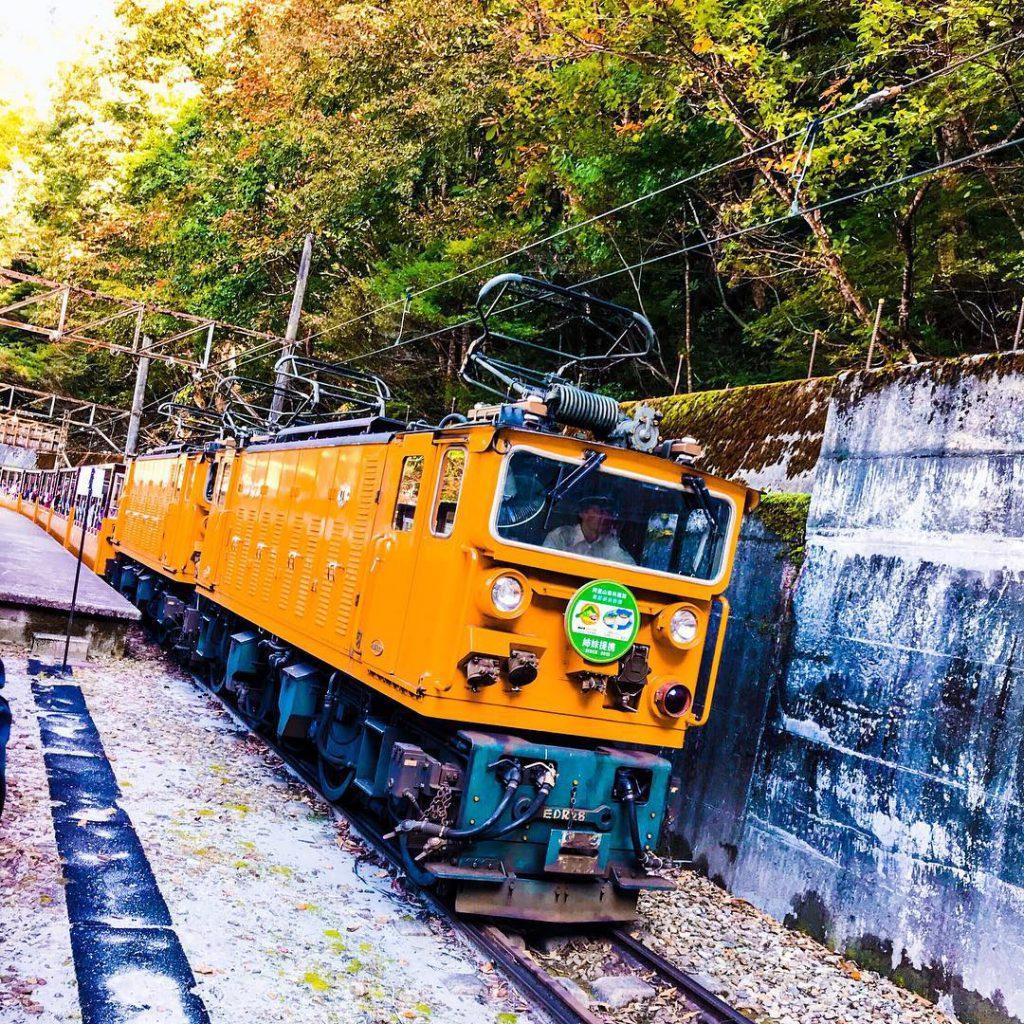 黒部アルペンルートと黒部峡谷鉄道2日間の旅2