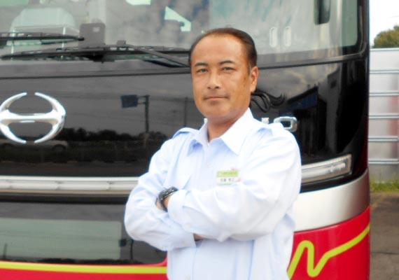 佐藤 俊之:バス運転手・ドライバー紹介