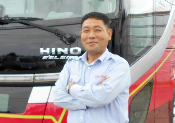 吉田 昭二:バス運転手・ドライバー紹介
